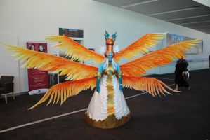 Ultima the High Seraph. by RosalindRed
