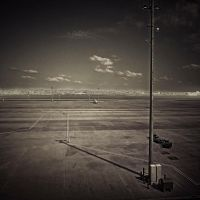 A Day at the airport IX by siamesesam