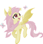 The Flutterbat by Kna