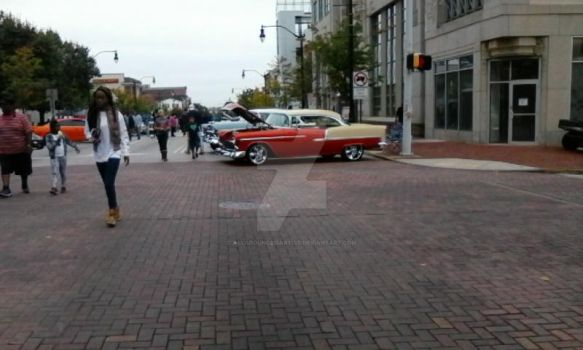 the car show in norristown pa. 3 by allaround215artist