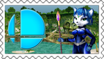 Krystal for smash bros by Cold-Clux