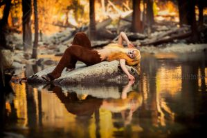 Faun by Lisa-Lou-Who