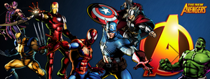 The New Avengers by phoenixforcexD
