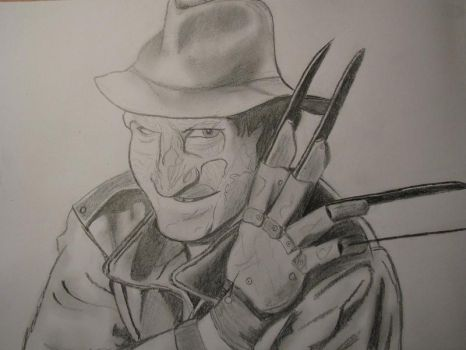 Freddy Kruger by Muffer94