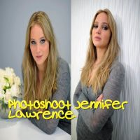 Photoshoot Jennifer Lawrence #1 by AlaFlorcita