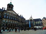 Amsterdam - Dam Square by PhilsPictures