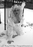 Snow Angel 10 by honeyhalliwell