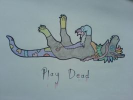 Play Dead by Abwettar
