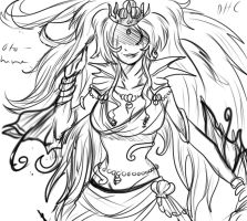 Queen Otohime Prediction by LadyDeathAndPain