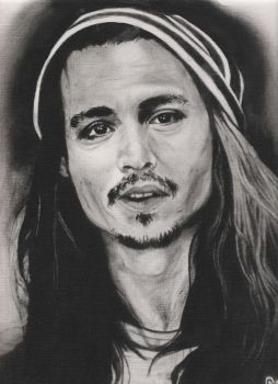 Johnny Depp 2.0 by VintageMeGood