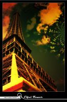 ...eifel tower by hell1z