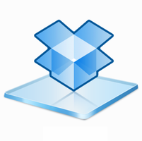 Dropbox Library Icon by jamesashton