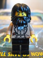Lego Alan Moore by 66lightning