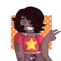 Smokey Quartz!! by DrawingDJPW