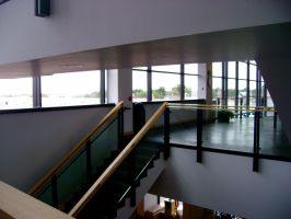 Library Stairs 10 by Ninde