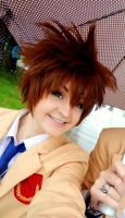 Sawada Tsunayoshi by Born-to-be-sheep