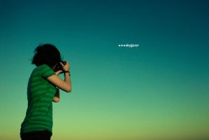 skygazer by byebyebeautifool