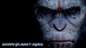 Dawn of the Planet of the Apes by vgwallpapers