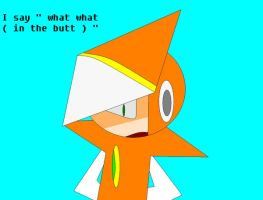What did Crash Man say? by MissingNo693