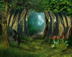 Bg Fantasy Stock by Moonglowlilly
