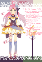 Mascot Entry: by starrelly-chan
