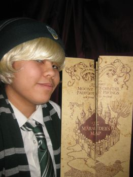Thanks for 2000 Love Draco by EternityinBlood