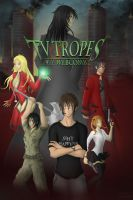 Commission: Tv Tropes the Webcomic Cover by EclipseSeraph