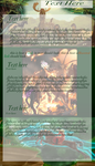 Nature and Fire - Nordanner Blog Design by cresson101
