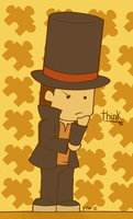 REQUEST - Professor Layton by Flaframur