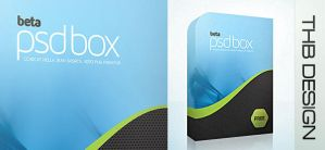 Software 3D Box | PSD| Template by ThbEdition