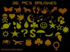 Picture Brushes by OMFGman