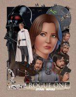 Rogue One by Rathskeller7