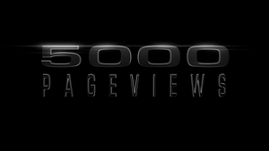5,000 pageviews by EisenFeuer