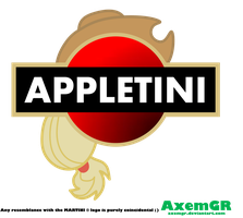Appletini by AxemGR