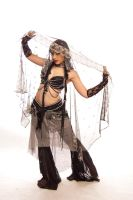STOCK - Tribal Fusion Belly Dancer - Apsara 15 by Apsara-Stock