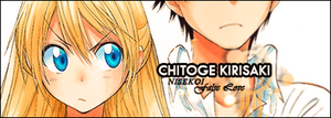 Chitoge Sig by acesoontobefamous