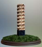 Tower of Pimps by nthn-schtz