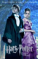 GoF Poster Yule Ball by JacieNL
