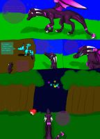 Ch. 1 Past unsealed page 1. by Cyndergirlonly
