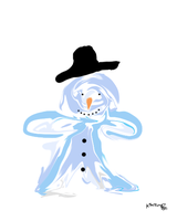 The Snowman by eye-max