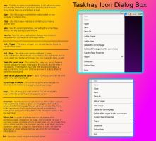 Splinter Task tray Icon Properties Dialog Box Doc by deema78