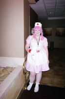 A2F Spring 2015 Nurse Joy by KittyChanBB
