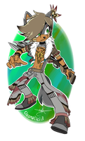 [HB Gift for Draiko223] Elek Sharpshooter by Clasmaticii3
