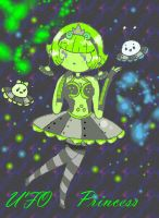 UFO Princess by Ask-PrinceBoutique