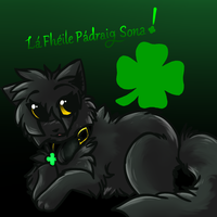 Happy St. Patricks Day~ by yeagar