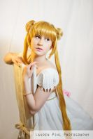 Princess Serenity by EnchantedCupcake