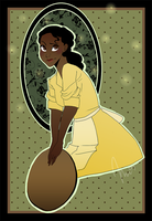 Princess Tiana by Lar-Ki