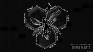 11 years of Hybrid Theory by LPSoulX