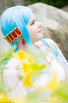 Bright Blossoms | Vivi Nefertari Hime II by The-Ly