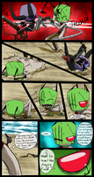 BS Round 4: Zero and Cyshkil VS Enforcer Page 34 by TheCau